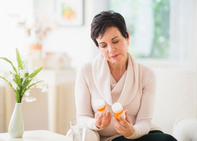 Чем полезен бета-аланин для организма женщины при климаксе